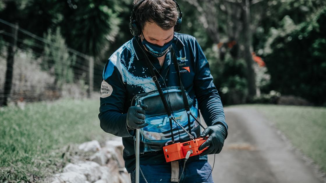 Leak Detection plumber in Brisbane